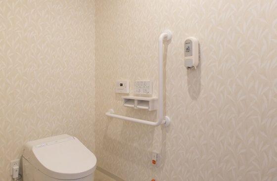 女子用トイレ